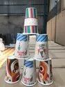 Paper Cups 330ml For Event, Packet Size: 50