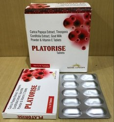 PCD Pharma Franchise for  Carica Papaya Anti Dengue Tablets