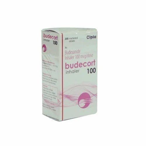Budecort inhaler mx brand