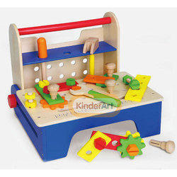 Kids Foldable Tool Box