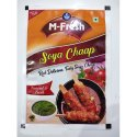 Soya Chaap Packaging Laminated Pouch