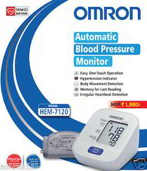 Omron Blood Pressure Monitor 7120