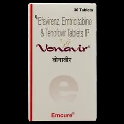 Efavirenz Emtricitabine and Tenofovir Tablets IP