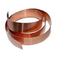 Golden Copper Strips, Thickness: 5 mm To 25 mm