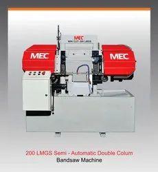 Metal Cutting Band Saw Machine- 200 LMGS