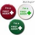 Hospital Round Badge