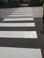 Cautionary Zebra Marking Services