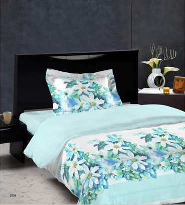 Elegant Bombay Dyeing Single Bedsheet