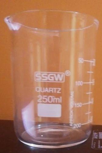 Quartz Beaker/Glassware