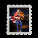 Plastic And Glass Sublimation Photo Frame