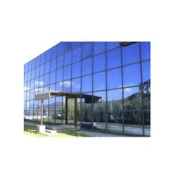Office Curtain Wall Glasses