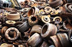Brown MS Scrap for Industrial, Packaging Type: Loose