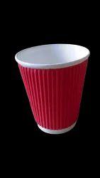 Paper Ripple Coffee Cup 8 oz