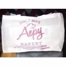 Cotton White Printed Promotional Carry Bag, for Shopping