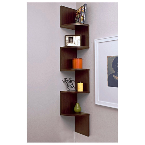 "d""cor brown side wall shelf, rs 1199 /unit, halos creations private Side Wall Shelves"