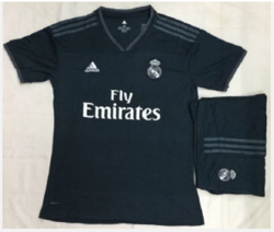 Real Madrid Football Jersey set