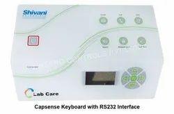 Capsense Keypad