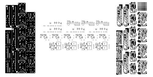 PCB Gerber To Corel Draw File in Mavdi, Rajkot   ID: 20319654048