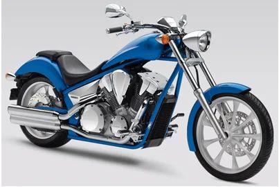 Honda VT 1300CX Loan