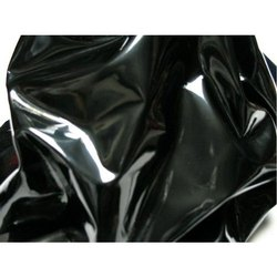 Black Full Chrome Patent Leather