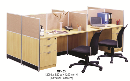 Modular Office Furniture Size 1200l X