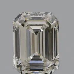 Emerald Cut CVD Diamond 2.09ct J VS2 IGI Certified