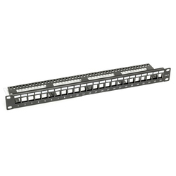Aluminum Dlink Patch Panel, Hardware, According To Device
