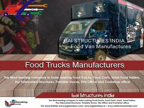 Mini Food Truck - Mini Food Van Manufacturer from New Delhi