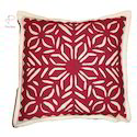 Cotton Cut Work Cushion Cover, Size: 16 X 16 Inch