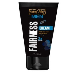Indus Valley Men Ultra Fairness Cream, Tube, Packaging Size: 100 Ml