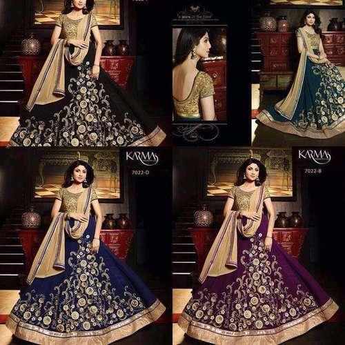 Karma Dress Material 7022