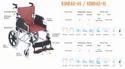 KONRAD 41 & 46 Premium Aluminum Wheelchair