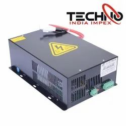 HY-T80 Co2 Laser Power Supply for 80w Co2 Laser Glass tUBE