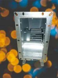 280 Watts Steel Centrifugal Fan Single Inlet 160-GQR, For Industrial