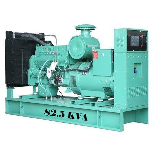 82.5 KVA Cummins Used Diesel