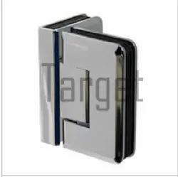 Bevelled Shower Hinge -90 Glass to Glass Shower Hinge