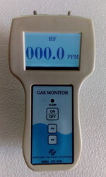 Portable HF Gas Leak detector