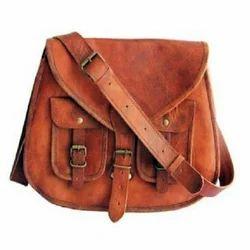 Brown Fancy Ladies Bag