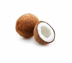 A Grade Solid Coconut, Coconut Size Available: Medium, Packaging Size: 50 Kg