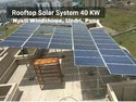40kw Rooftop Solar Systems