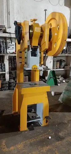Ungeared Mechanical Power Press