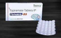 Topiramate -25 mg & 50 mg