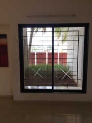 3/4 inch Series Aluminum Window