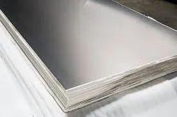 Grade 2 Silver Titanium Sheet