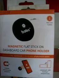 Magnetic Flat Stick Car Phone Holder