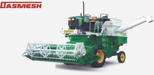 Dasmesh Tractor Driven Combine Harvester 912, Capacity: 2 acre per hour