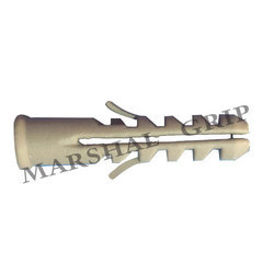 Marshal Grip (40x12) Grey Plastic Wall Plug