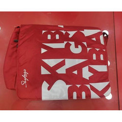 Skybags Red Office Side Bag