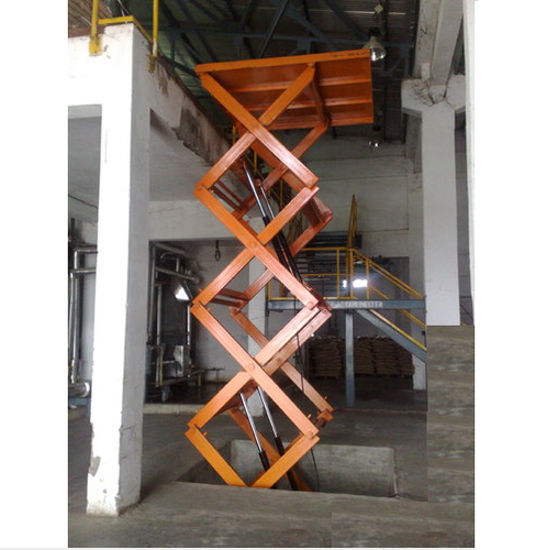 Industrial Lifting Equipment - Hoist Goods Lifts Manufacturer from