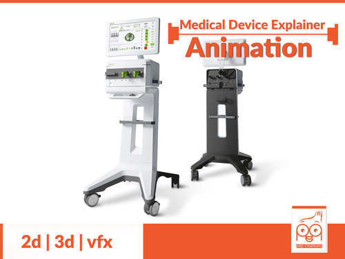 3D Medical Animation Videos in Nungambakkam High Road, Chennai   ID